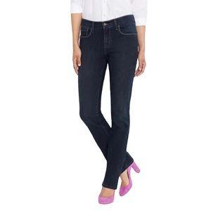 LEVI'S Slight Curve Classic Rise Slim Blue Jeans